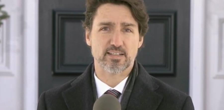 Le Premier ministre Justin Trudeau annonce de nouvelles mesures de soutien et reconnaît l'apport essentiel des artistes