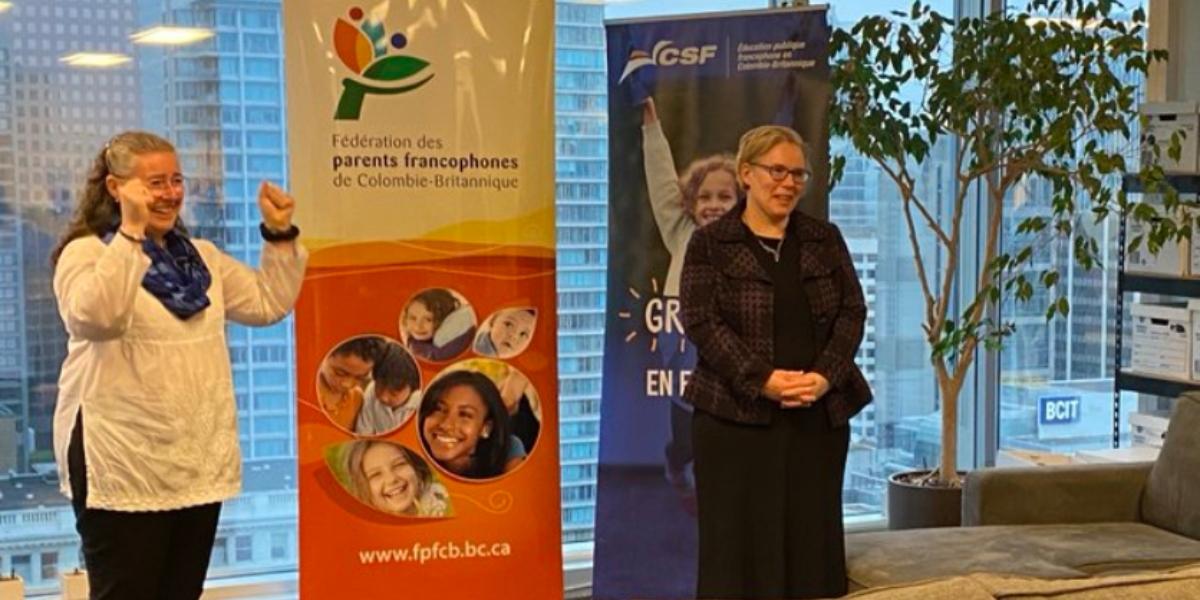 La FCCF célèbre une décision historique pour l'éducation et la francophonie canadienne