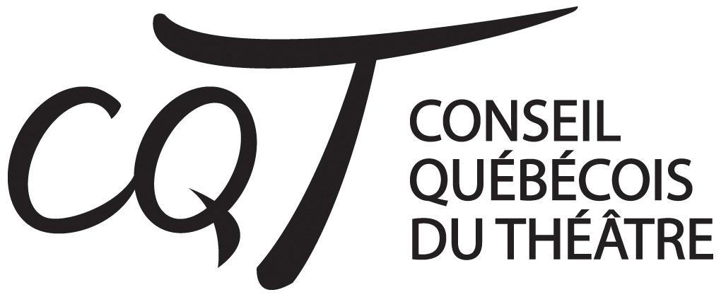 Logo Conseil Québécois du théâtre